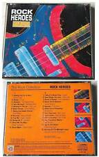 THE ROCK COLLECTION Rock Heroes - Jimi Hendrix, Kinks,... 1991 Time Life DO-CD