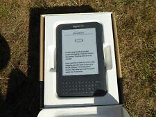 Amazon Kindle 3rd Generation Gen D00901