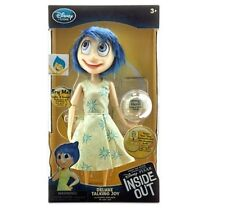 Disney Pixar Inside Out Talking joy Doll Figure Toy