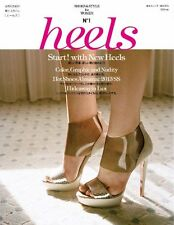 shoes and style for the heels No.1 woman (Tokyo Calendar      FROM  JAPAN