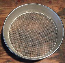 """1.4 mm, .055"""", No. 14 Stainless Steel Sieve Mesh, Vwr57334-446, 8� x 2"""""""