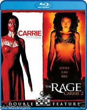 Carrie (2002) / The Rage: Carrie 2 Blu-Ray - Scream Factory - Horror