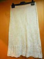 Spirit of the Andes Designer Limited Edition Cotton Skirt - Size M - NWT RRP 199
