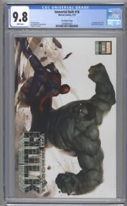 Immortal Hulk #18 CGC 9.8 InHyuk Lee Variant Cover Comic Mint Highest Graded