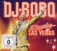 """DJ BOBO """"DANCING LAS VEGAS"""" CD + DVD NEU"""