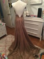 Prima Donna By Macduggal Couture Pageant gown
