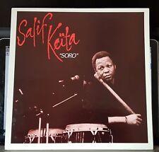 Salif Keita - Soro - 1987 gatefold LP record excellent