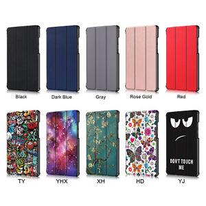 For Lenovo Tab M8/ Smart Tab M8/ Tab M8 FHD SlimShell 8.0 Inch Case Stand Cover
