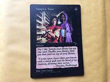 Misprint Dark Visions Vampiric Tutor Error MTG Magic Card