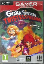 GIANA SISTERS TWISTED DREAMS jeu video pour PC ordinateur game neuf sous blister