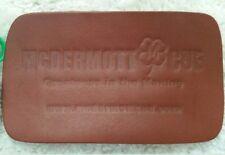 McDermott Leather Conditioning Pad, Genuine McDermott Shaft Maintenance Product