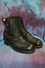 Used Canadian military combat boots size 8 Steel Toe  (B47)