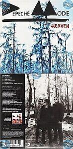 DEPECHE MODE HEAVEN CD SINGLE 5 tracks CARD SLEEVE new neu neuf