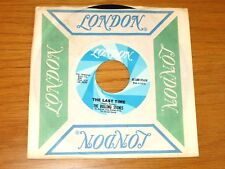"""ROLLING STONES 45 RPM - LONDON 9741 - """"THE LAST TIME"""" + """"PLAY WITH FIRE"""""""