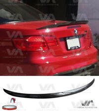 BMW 3 SERIES M E93 M3 PERFORMANCE REAL CARBON FIBER BOOT TRUNK LIP SPOILER