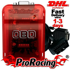 Chip Tuning Box OBD 2 Isuzu Trooper VehiCROSS i-280 i-290 i-350 i370 Petrol