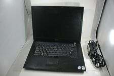 DELL LATiTUDE E6400 WIN Pro 10 CORE 2 DUO 4GB RAM 320GB HD DVD-RW WIFI + Charger