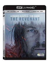 THE REVENANT (2015) (4K ULTRA HD)- Blu Ray -  Region free