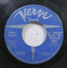 50'S & 60'S 45 Arthur Prysock - Ten Thousand Kisses, Ten Thousand Hugs / You Don