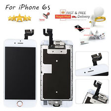 """For iPhone 6s 4.7"""" Replacement Touch Screen LCD Digitizer + Rose Gold Button"""