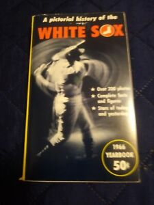 1966 Chicago White Sox Yearbook near mint condition (see scan)