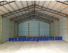Pole Barns-Fabricated Buildings for sale | eBay