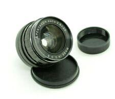 Vintage Black PENTACON auto 2.8/29mm M42 screw mount lens Canon Zenit SPT21