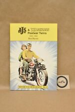 History Of AJS Matchless Post War Twins From 1948-1969 Book By Roy Bacon