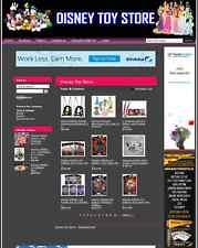 Disney Toy Tienda Amazon negocio de Web-Llave En Mano sitio web para la venta