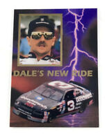 "Dale Earnhardt Sr. ""Dale's New Ride"" NASCAR Odd-Ball Trading Card"