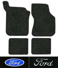 1988 Ford Festiva Floor Mats - 4pc - Cutpile