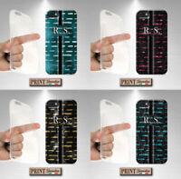 Cover Für ,Samsung,Personalisierte Buchstaben,Silikon,Weiche,Wirkung Glitter