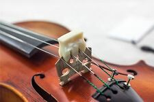 Lightweight Violin Viola Practice Mute White Free Shipping High Quality New