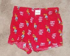 "Abercrombie KIDS  Boys Medium  Boxer Underwear  ""CANT CATCH THIS"""