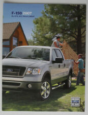 FORD F-150 2007 dealer brochure - French - Canada - ST1002000418