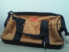 "GROOMING BAG CLIPPER / SHOW BAG WAHL CANVAS  ""NEW"" LISTER"