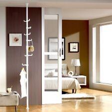 Prince Hanger, One touch Pole Hanger Coat Rack (White)