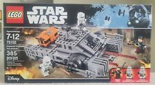 Lego Star Wars Rogue One 75152 Imperial Assault Hovertank New, Sealed