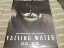 FALLING WATER USA CHANNEL 2016 DVD SET PROMO 3 EPISODES RARE