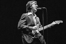 """Elvis Costello At Jai Lai Fronton Tampa, Florida 12"""" X 18"""""""