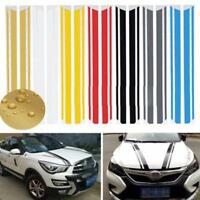 DIY Car Engine Cover Styling Decor Auto Hood Vinyl Stickers Decal Scratched WA