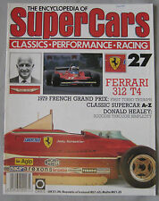 SUPERCARS magazine Issue 27 Featuring Ferrari 312T4 cutaway, Donald Healey