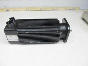 RELIANCE ELECTRIC 1326AS-B460F-21 SERVO MOTOR 460V 4000 RPM NICE USED TAKEOUT !!
