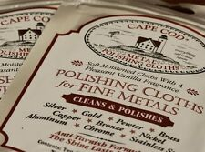 1x CAPE COD lustrage polissage des micro-rayures * 1 set of polishing cloth
