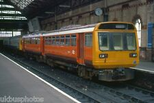 British Rail 142013 Manchester Piccadilly 1986 Rail Photo
