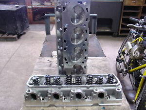 Ford 429 460 482 514 545 557 532 521 NEW Aluminum Cylinder Heads 2.190-1.710