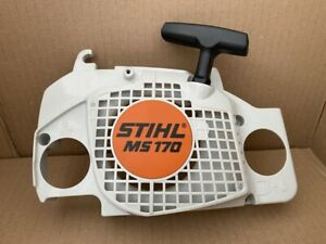 Stihl Ms170 Chainsaw Parts Unused Genuine 2-mix recoil assembly pull start