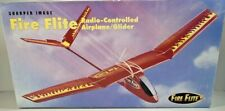 Fire Flite RC Controlled Airplane/Glider Carbon-Fiber Sharper Image Vintage NIB