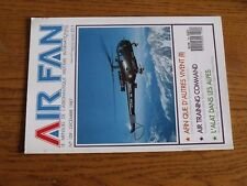 $$$ Revue Air Fan N°109 Grumman Albatross  Air Training Command  ALAT Alpes