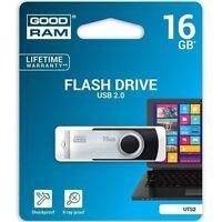 Pendrive Pen Drive Penna USB 2.0 Chiavetta Memoria GoodRam 16GB hsb
